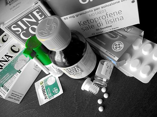 Aumento vertiginoso dell'assunzione di medicine in Italia