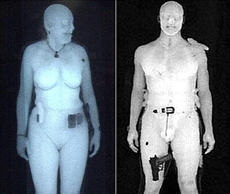 Body Scanner: rischi per la salute di raggi X e onde radio