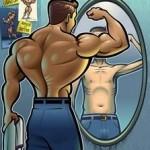 Il Complesso di Adone o Bigorexia: nuovo disturbo maschile